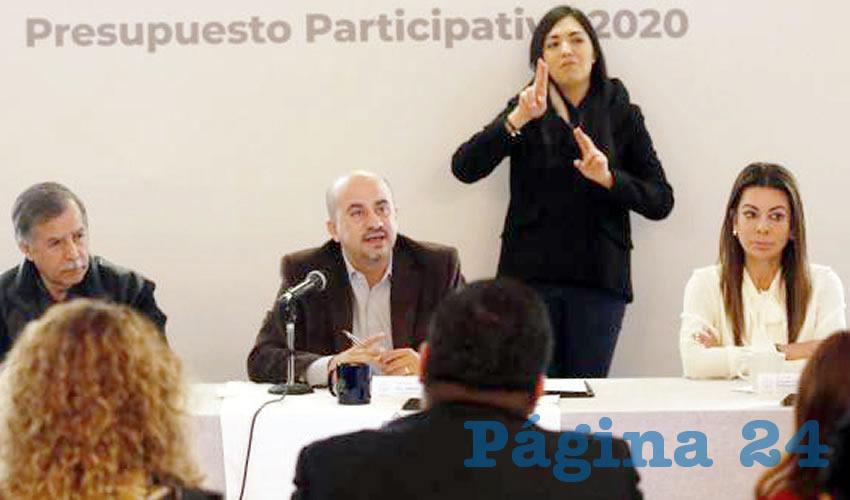 Al lanzar la propuesta de presupuesto participativo, el ayuntamiento de Guadalajara explicó que la consulta estará abierta hasta el 29 de marzo y se podrá realizar en las cinco recaudadoras municipales/Foto: Cortesía