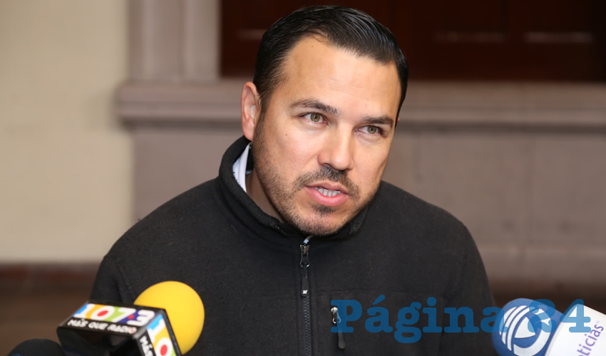 Omar Alejandro Plesent Sánchez, titular de la Semadesu (Foto: Archivo)