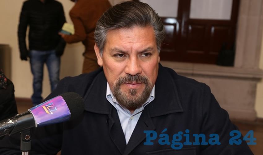David Ángeles Castañeda, director de Reglamentos (Foto: Archivo)