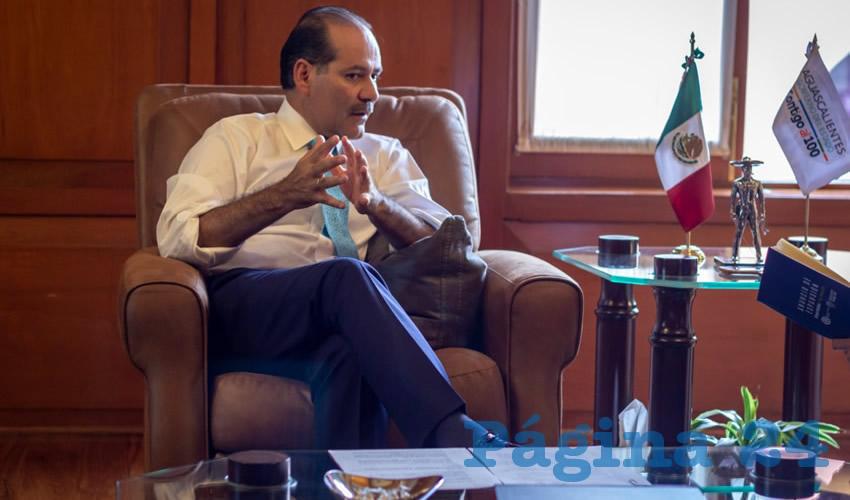MOS señaló que trabajará para sumar esfuerzos y ofrecer mejores condiciones de desarrollo y crecimiento para las y los mexicanos
