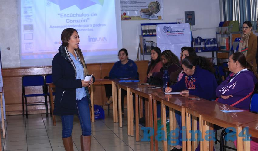 Los cursos se acercarán a miles de familias a través de las 16 delegaciones urbanas y rurales, así como en instituciones escolares