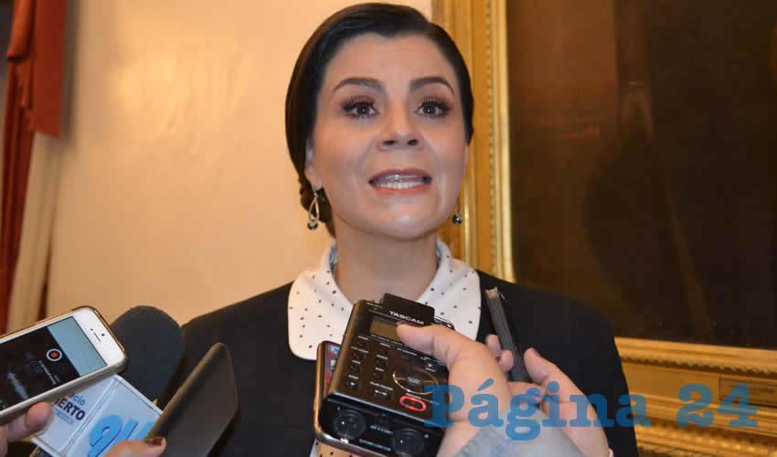 Cristina Rodríguez de Tello (Foto: Merari Martínez)