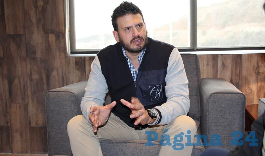 Cuauhtémoc Calderón Galván