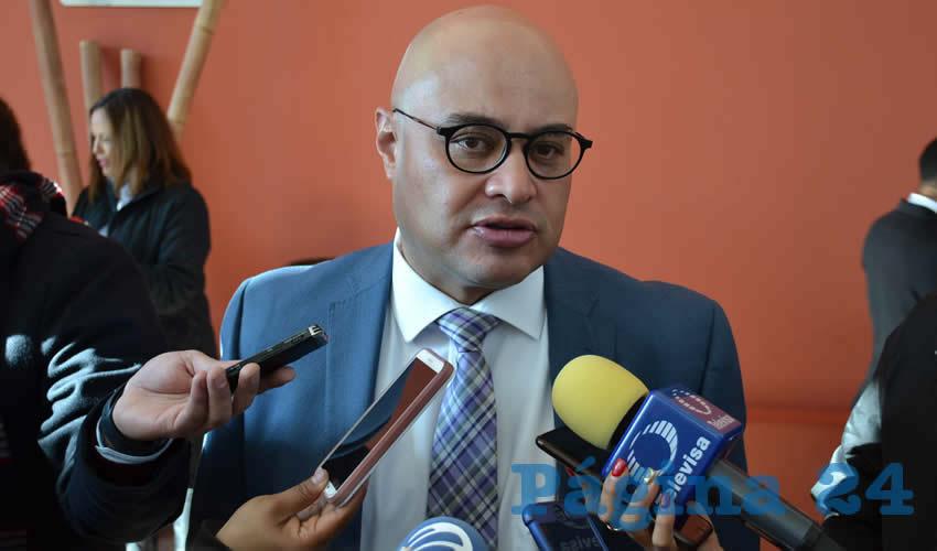 """Para el Fiscal Murillo Ruiseco, en Zacatecas el Tema de la Violencia en 2020 Inició """"Tranquilo"""""""