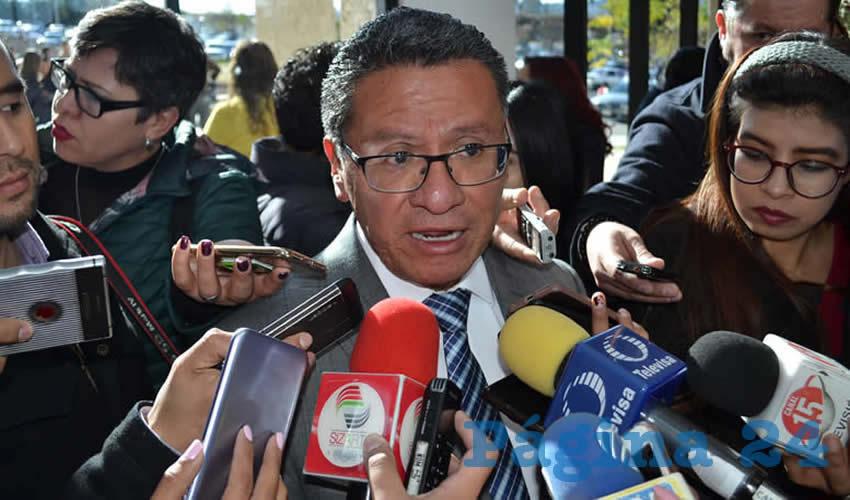 Cuando se Trata de la Administración de Justicia Siempre hay Cosas que Mejorar: Armando Ávalos