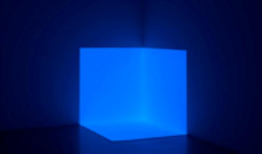 Exposición: James Turrell. Pasajes de Luz en el Museo Jumex (Cortesía: Museo Jumex)
