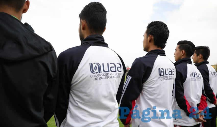 La UAA Dispone de más de 30 Disciplinas  Deportivas Para Estudiantes de Pregrado