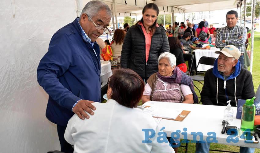 Reanuda DIF Municipal las Jornadas  Médicas en Colonias y Comunidades