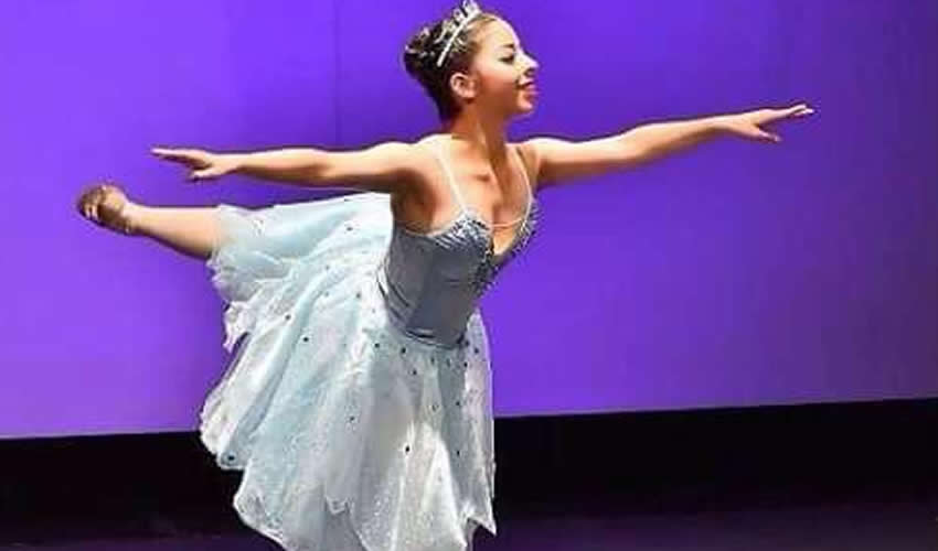 Estudiante Mexicana Contenderá en Prestigiosa  Margot Fonteyn International Ballet Competition