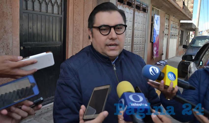 Armando García Neri (Foto: Merari Martínez)