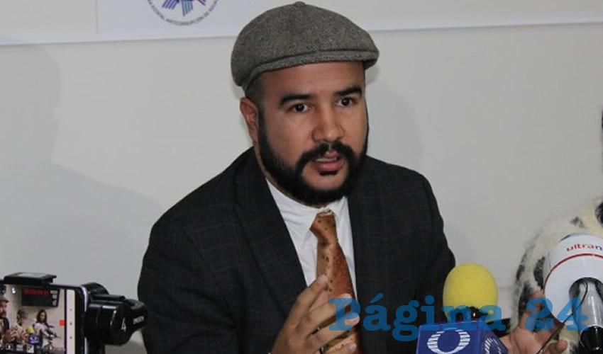 Francisco Miguel Aguirre Arias ...denuncia contra CLT...