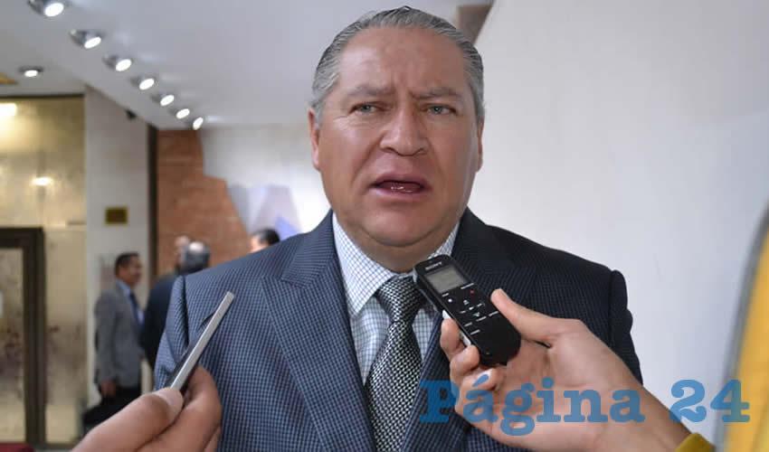 Javier Calzada Vázquez (Foto Merari Martínez)