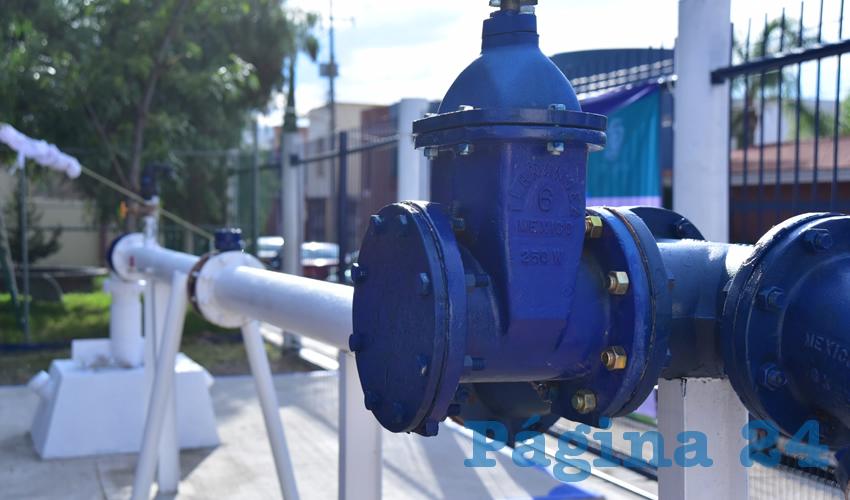 Invertirá Tere Jiménez 64 Millones de Pesos Para  Mejorar la red de Agua Potable y de Alcantarillado