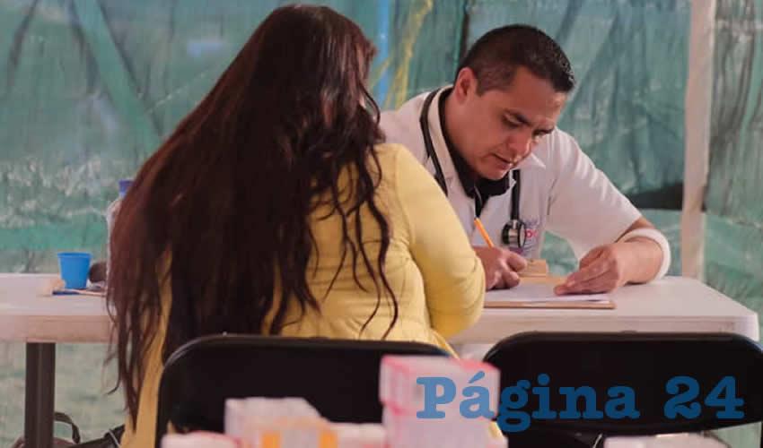 La Salud de las Mujeres es  Prioridad de Tere Jiménez