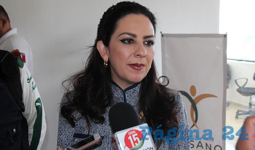 Zacatecas es el Estado con Mayor Intensidad Migratoria del País: Lizbeth Márquez