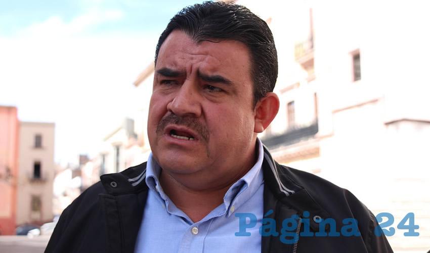 La Prioridad Para el PRI es la una Nueva Ley Orgánica Municipal: González