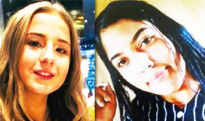 Localizan a cinco de las siete jóvenes desaparecidas