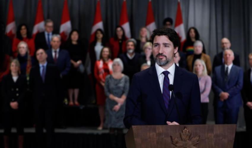 Trudeau y su Esposa Inician Cuarentena Voluntaria por Síntomas de Coronavirus