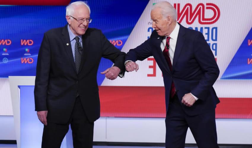 Biden Afianza su Carrera por la Nominación Presidencial