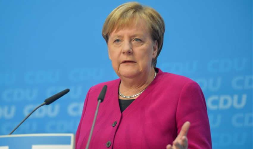 Angela Merkel, canciller alemana (Foto: Archivo/Xinhua)