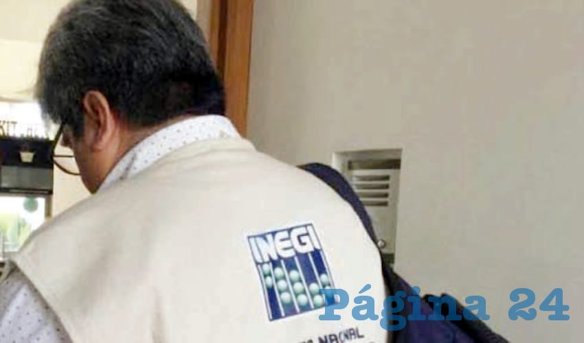 Se lavan las manos de encuestadores del INEGI