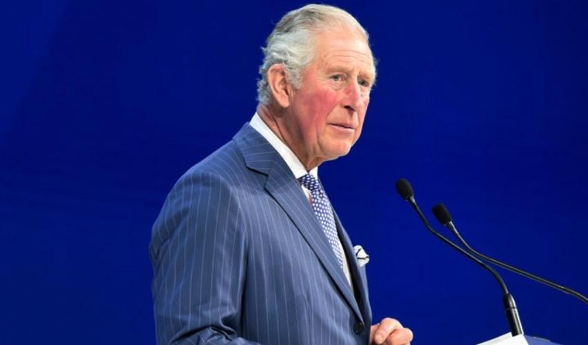 El Príncipe Carlos de Inglaterra da Positivo a Covid-19