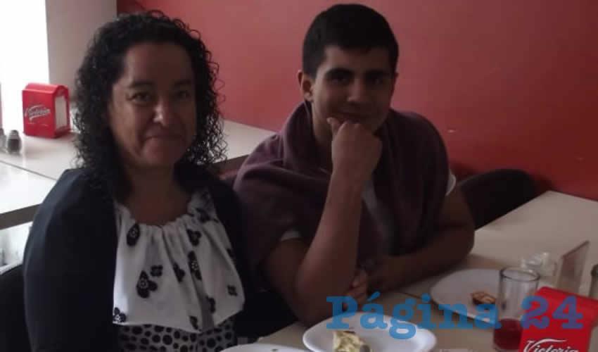 Lula y Pedro Ortiz desayunaron en el restaurante Mitla