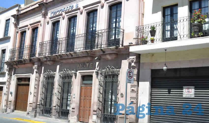 Cierran Temporalmente por lo Menos 12 Hoteles en la Capital, Confirma Muñoz