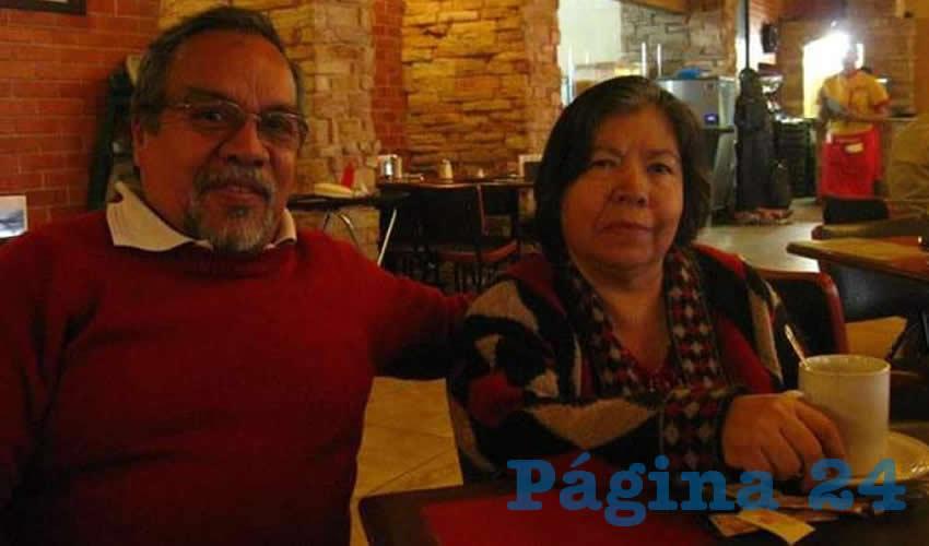 En el mismo restaurante convivieron Luis Esparza y Leticia Rodríguez