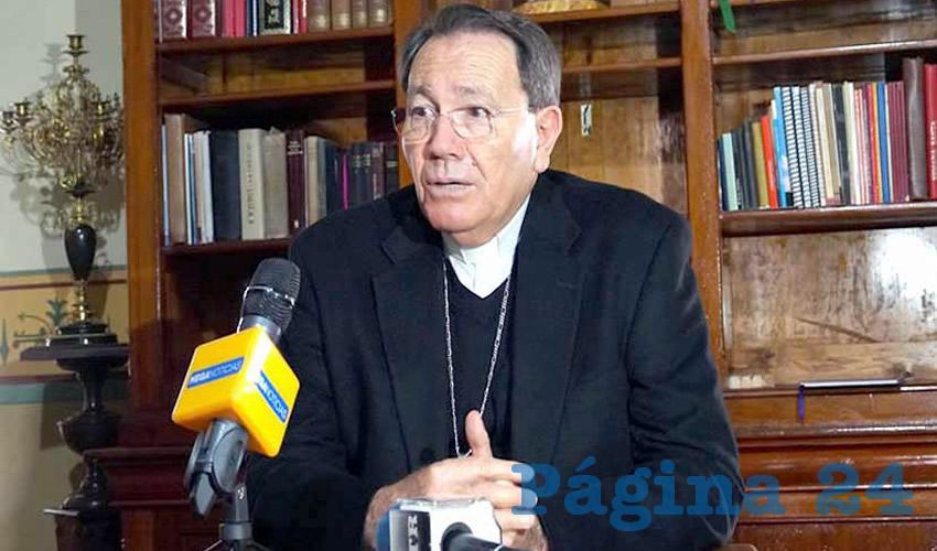 Obispo Pide a Connacionales que no Vengan a sus Pueblos