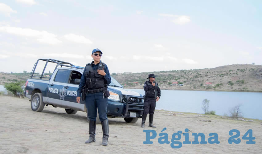 La Policía Municipal Realizará Operativo  Especial con Motivo de la Semana Santa