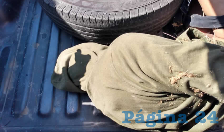 Otro de los cinco arrestados detenidos; de la secuestrada, se ignora su suerte
