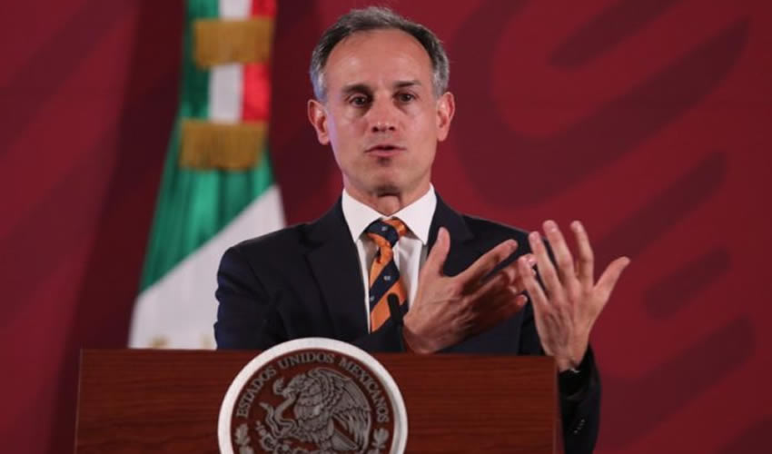 Hugo López-Gatell, subsecretario de Prevención y Promoción de la Salud (Foto: Archivo/Cuartoscuro)