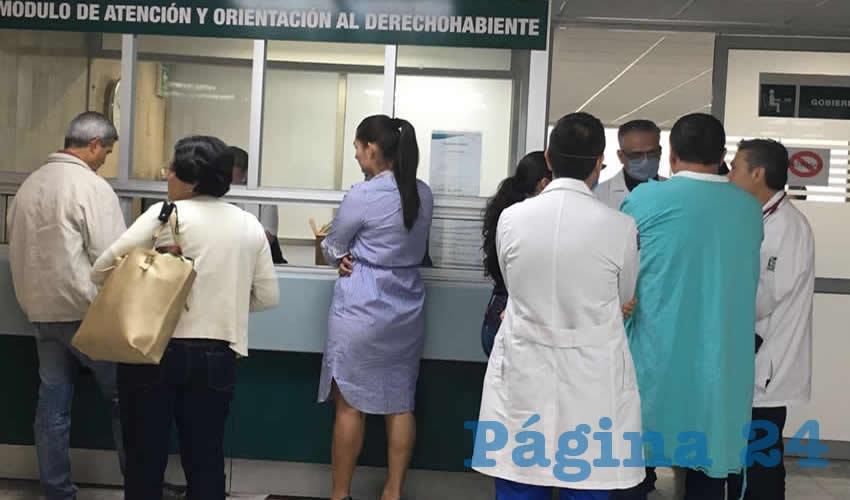 Durante los últimos días se han registrado varios casos de agresiones contra personal médico