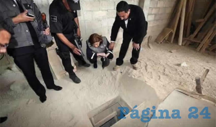 Miguel Rivera Villa, director de penal, informó que los presos escaparon por túnel de aproximadamente 50 metros de longitud; que guardias que se encontraban en una de las torres del centro penitenciario, dispararon para advertir que varios internos huían del lugar.