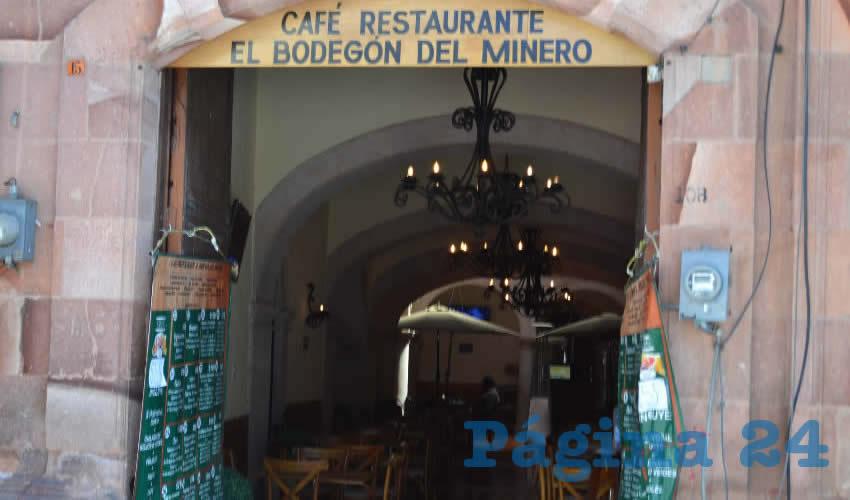 Como restauranteros, aseguraron que su responsabilidad es proteger la salud y economía del personal (Foto Merari Martínez)