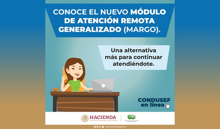 Módulo de Atención Remota de Condusef ya opera en Veracruz