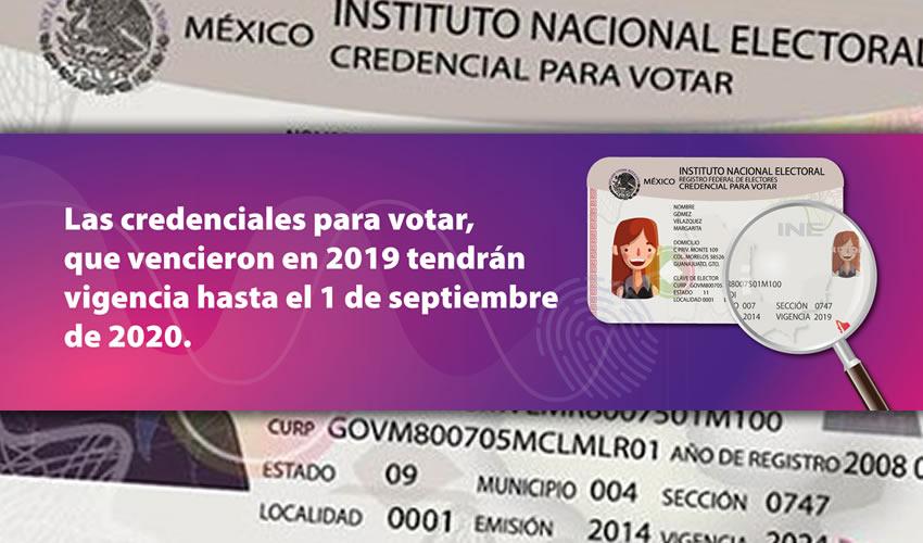 Por la contingencia sanitaria, desde el pasado 23 de marzo se suspendieron los servicios en los Módulos de Atención Ciudadana del INE