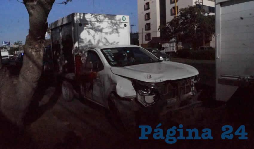 El responsable del percance, Iván Hernández Aranda, intentó escapar tras provocar el accidente, pero fue interceptado por policías estatales