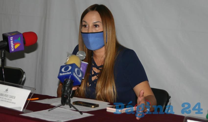 """Morena en el Congreso anuncia  la """"separación"""" de Patricia Meza"""