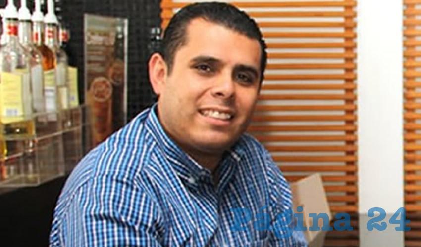 Alberto López Regalado ...yo te lo juro que yo no fui...