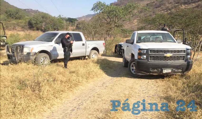 Desaparecen 10 policías de Colima en La Huerta