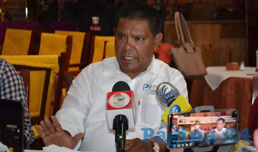 Abraham Castro Trejo (Foto: Archivo Página 24)