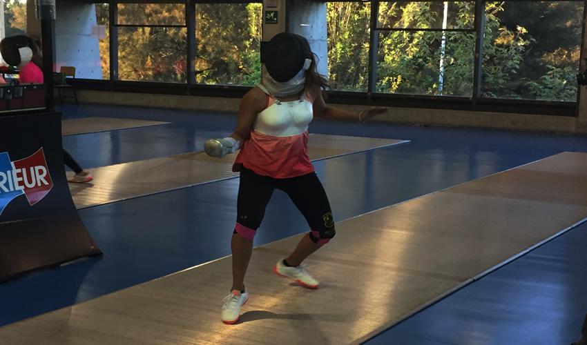 La Cuarentena me ha Ayudado a Estar en Mejor Forma Para  Buscar mi Calificación a los Juegos Olímpicos: Nataly Michel