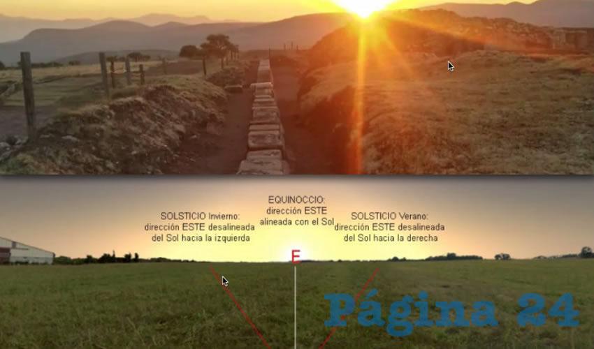 En videoconferencia, a través de la Secturz, especialista explicó el fenómeno del solsticio de verano