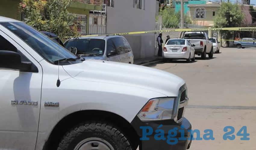Un delincuente ultimó a balazos un joven, e hirió dos personas más