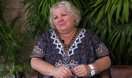 Aleida Guevara March, Pediatra Cubana e Hija del Che