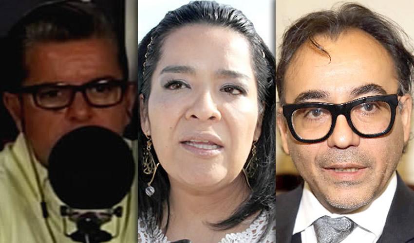 "José Luis ""La Víbora"" Morales ...""no mamen, ¿eh?""... | Elsa Amabel Landín Olivares ...""la pinche quemada de su vida""... | Juan Manuel Gómez Morales ...""al tiro Juan Manuel""..."