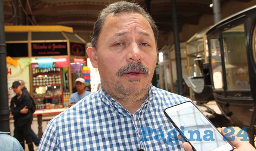 Alejandro Rivera Nieto (Foto: Archivo Página 24)