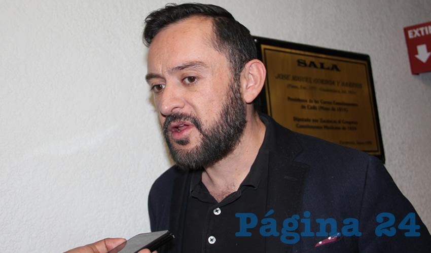 Raymundo Moreno Romero (Foto: Archivo Página 24)